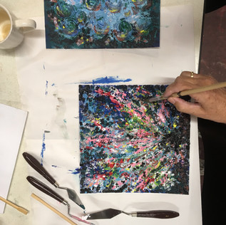 Cursus: 3D schilderen