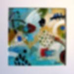 Petit Bleu 2,  8.5_ x 8.5_ or 10_ x 10_