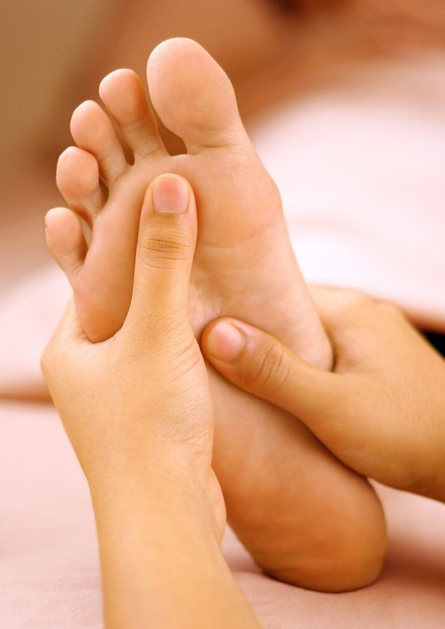 Reflexology (for hand and foot)