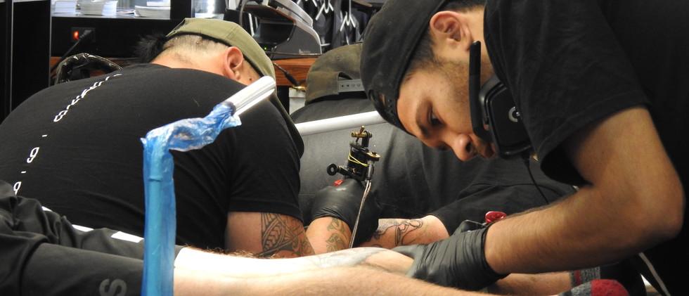 Artists Natives Tattoo