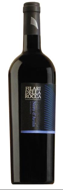 Nero d'Avola - Filari della Rocca