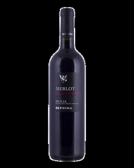 MERLOT GIBILMORO - DOC Sicilia - Di Prima