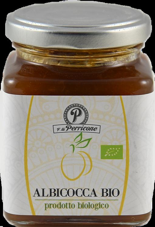 Confettura extra di albicocca biologica 220 g - F.lli Perricone