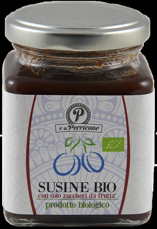 Confettura extra di susine biologica * 220 g