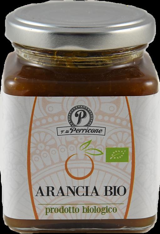 Marmellata di arancia biologica 220 g - F.lli Perricone