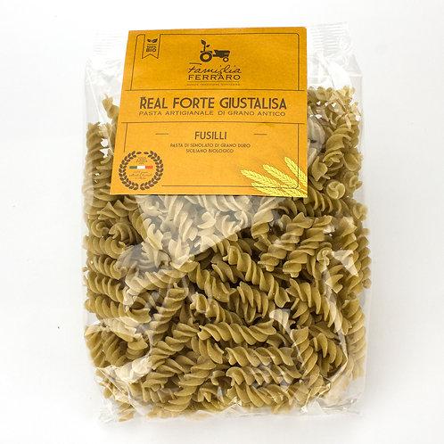 "Pasta Fusilli ""giustalisa"" bio 500 gr - Ferraro"