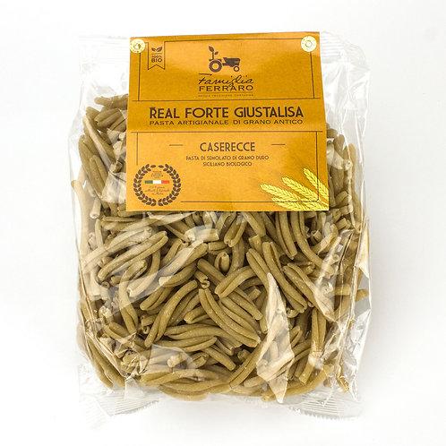 """Pasta Casarecce """"giustalisa"""" bio 500 gr - Ferraro"""