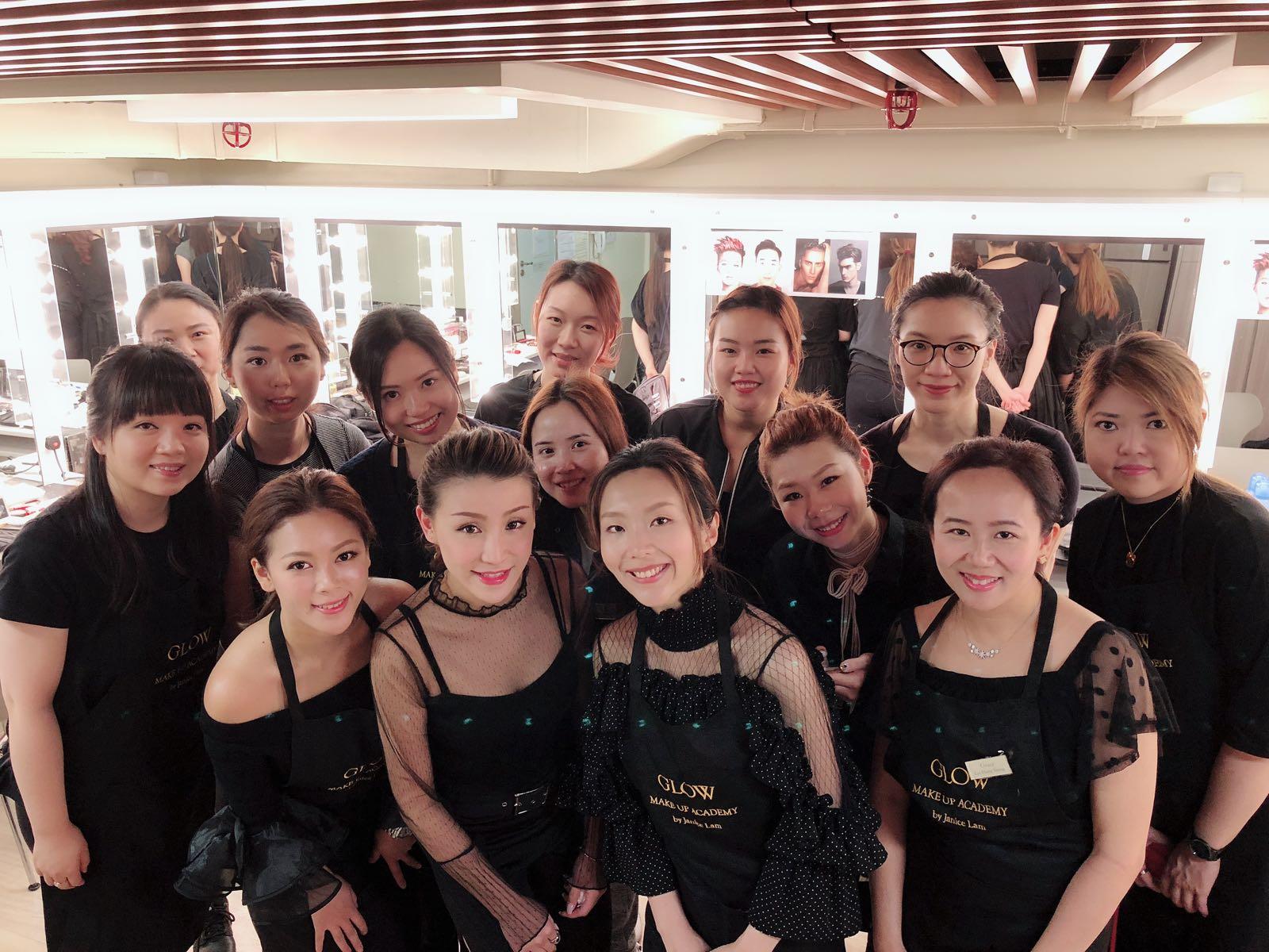 理工大學 dance society makeup sponsor