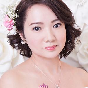 專業新娘化妝班作品