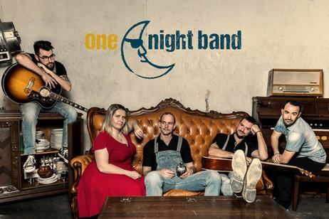 One Night Band Logo