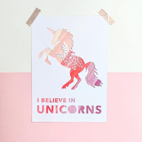 'I Believe in Unicorns'