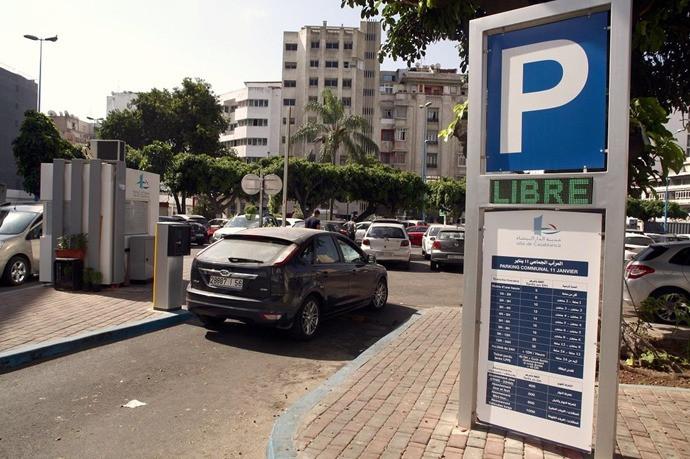 Parking 11 janvier