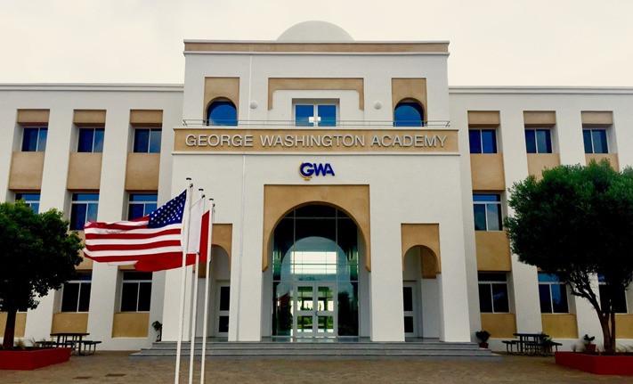 Parking George Washington Academy