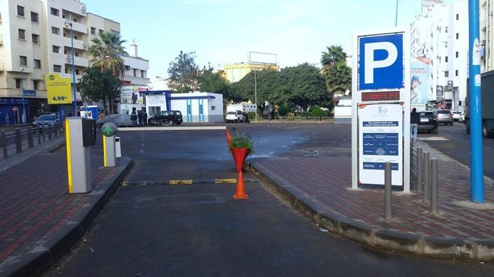 Parking Mehdi Ben Barka – Maarif