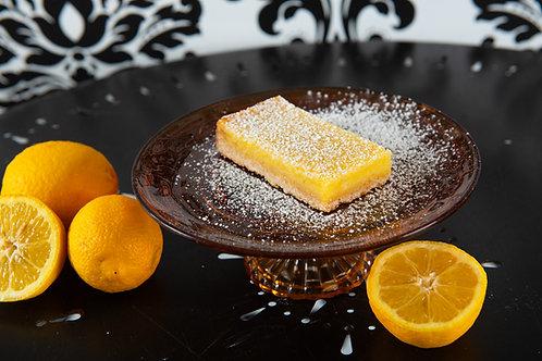 Lemon Bars- 4 pack
