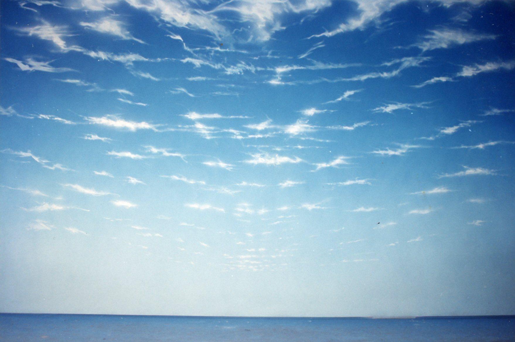 sky backdrop