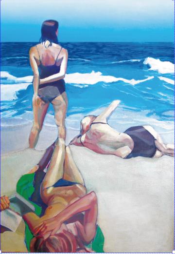 Beach Composition