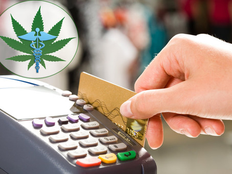 Cannabis Credit Card Processing Is Here