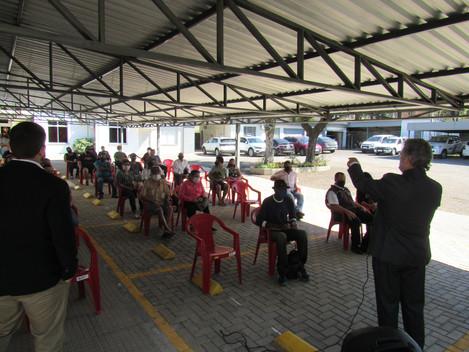 DNIT e Justiça Federal homologam acordo com todas as famílias atingidas pela obra