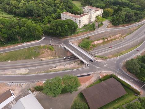 DNIT realiza remoção da ponte do Cerrito e içamento das vigas no viaduto da Uglione a partir de domi