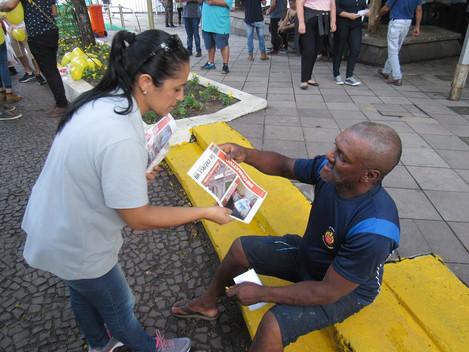 Maio Amarelo: DNIT/RS promove ações de educação para trânsito em escolas da rede municipal de ensino