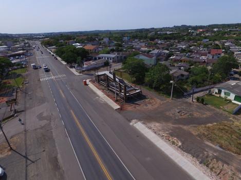 BR-287/RS terá bloqueio parcial na região oeste de Santa Maria-RS