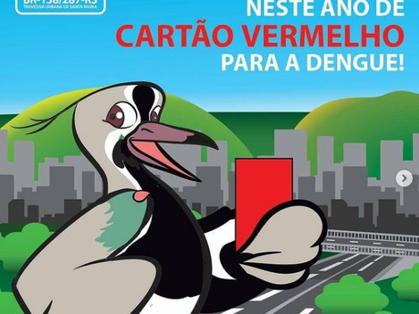 Combater a dengue é um compromisso de todos