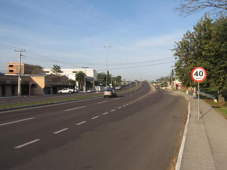 DNIT/RS pavimenta ruas laterais do viaduto do Castelinho