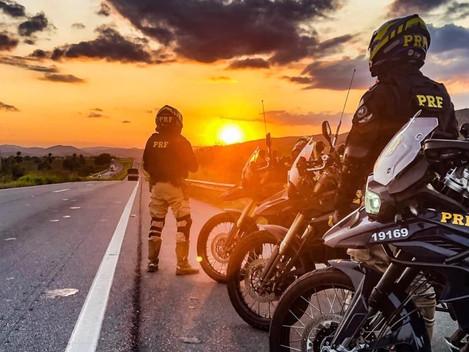 Polícia reforça fiscalização nas estradas durante o final de semana