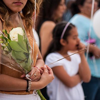 Push for Peace: Austin Bombings