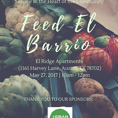 Feed El Barrio