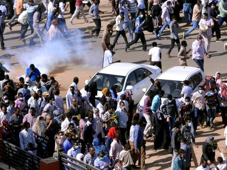 The Sudanese Revolution And Potential Threats That Lie Ahead