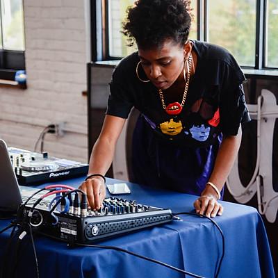90's Hip-Hop Night Fundraiser