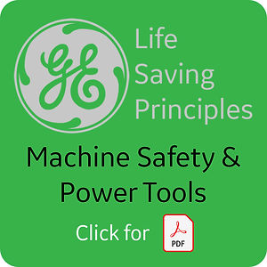 GE LSP Machine Safety & Power Tools Icon
