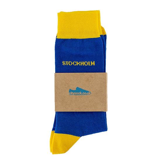 Stockholm City Sock