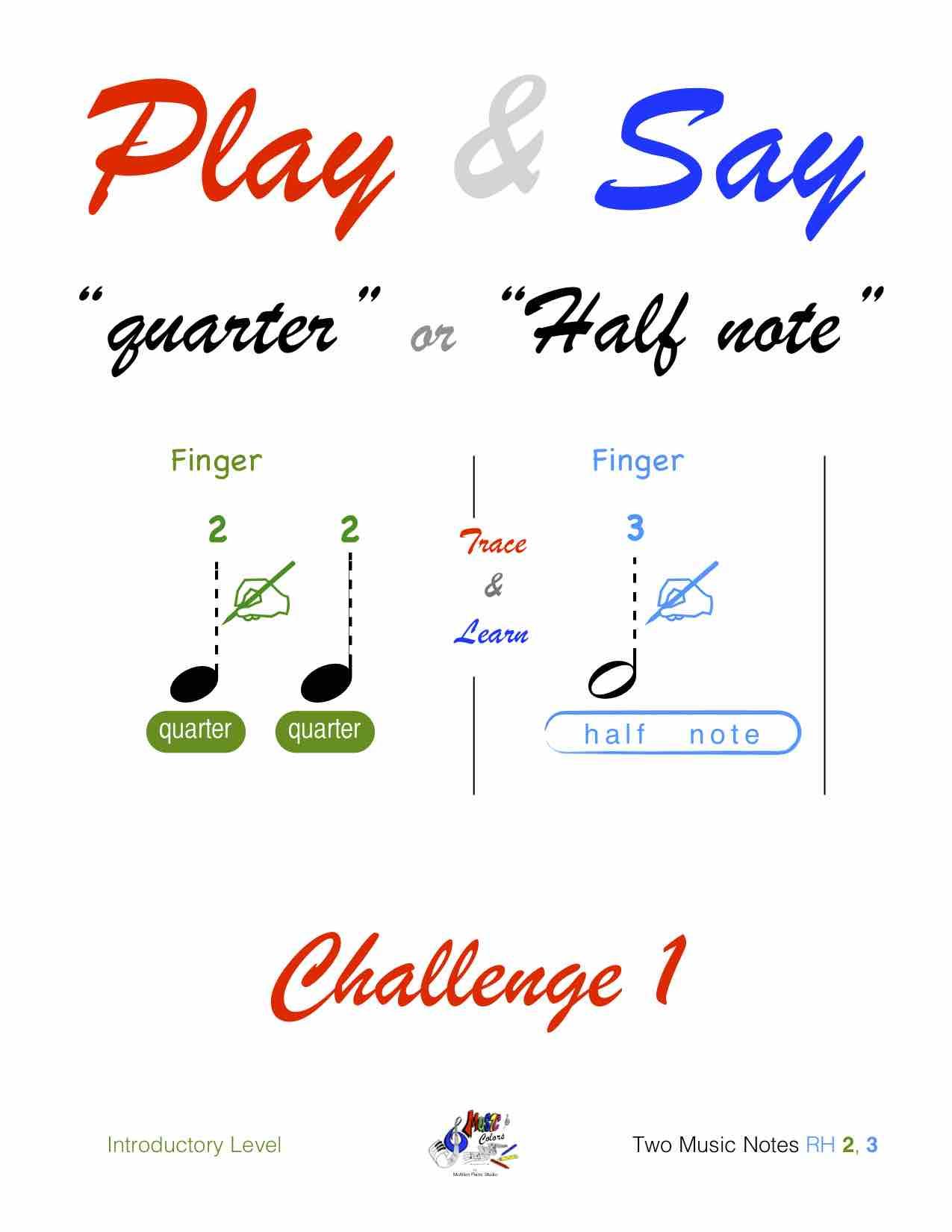 Play & Say