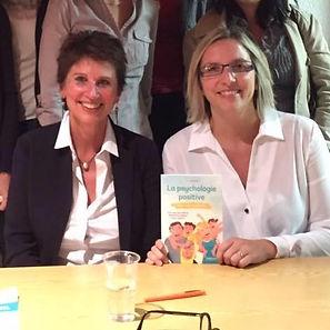 En 2017 avec Agnès Dutheil