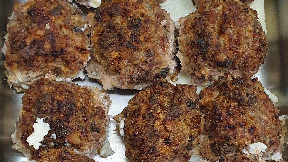caillette au pomme de terre (vendu à la piéce )