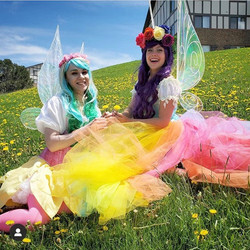 Fairy characters