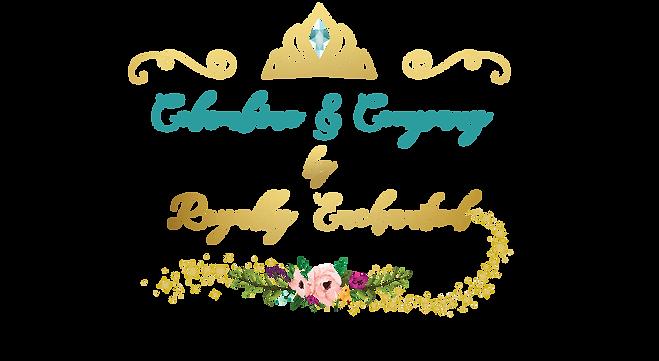 royally enchanted logo columbine and co