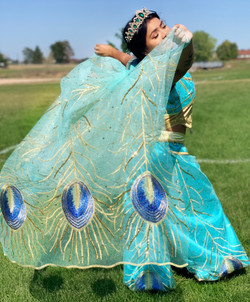 Live Action Arabian Princess
