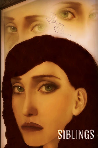Cover of 1st book in the Siblings series