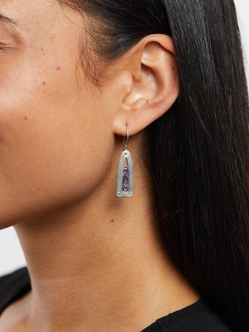 Apex Drop Earrings