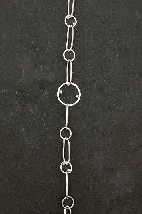 """Little Dot Chain Bracelet 6"""""""