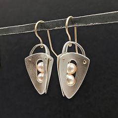 Voyage Earrings 14K and Argentium.jpg