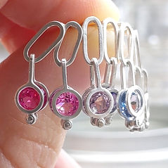 Dot Chain and Rivet Earrings.jpeg