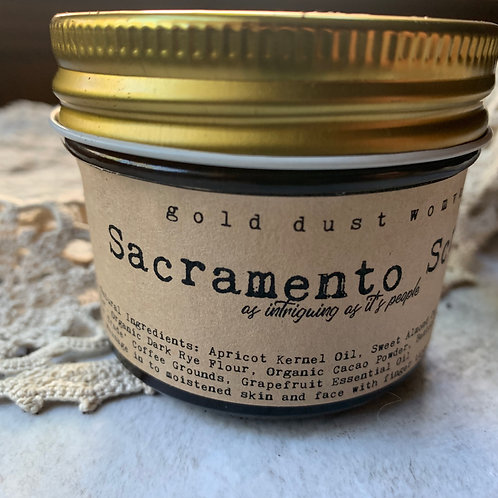 Sacramento Scrub