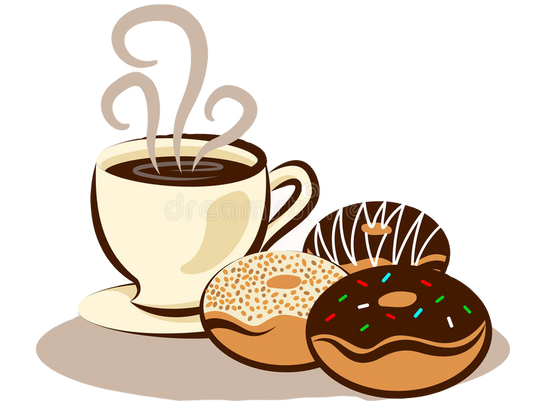 COFFEE HOUR IS BACK!