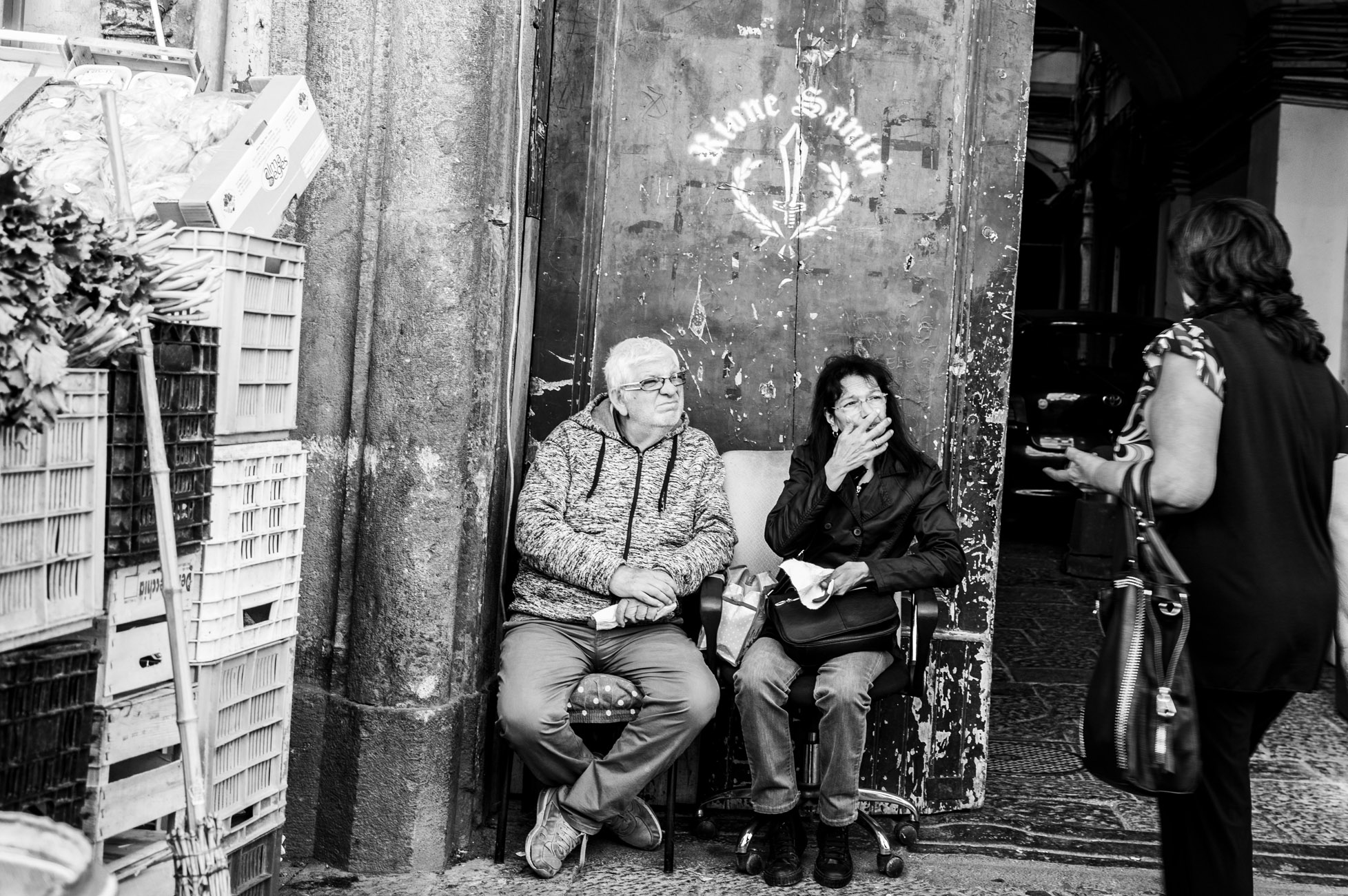 Napoli Quartiere Sanità