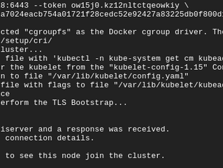 5 Easy Steps To Create a Kubernetes Cluster Using Kubeadm